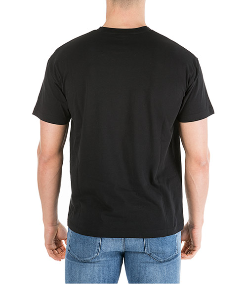 Men's short sleeve t-shirt crew neckline jumper comfort secondary image