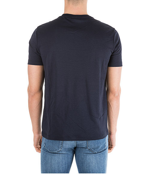 Men's short sleeve t-shirt crew neckline jumper regular fit secondary image