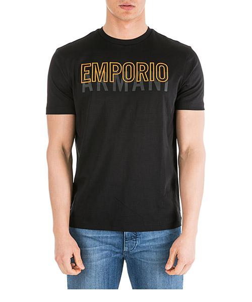 T-shirt Emporio Armani 6G1TG91JPRZ0999 nero