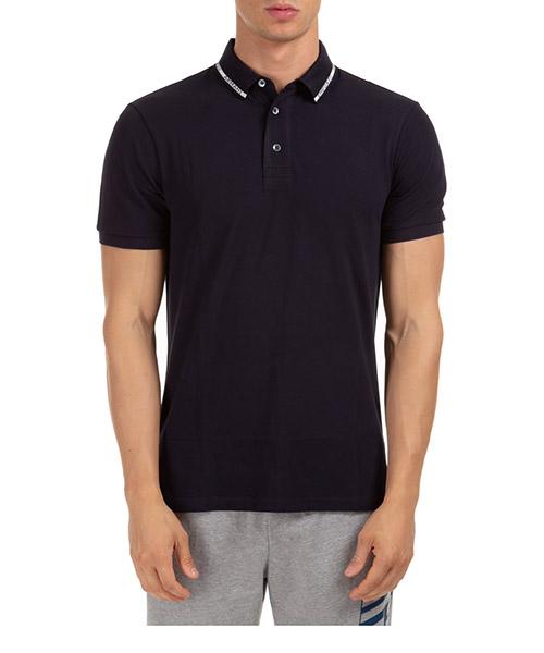 Poloshirt Emporio Armani 6h1ff41jptz0929 blu