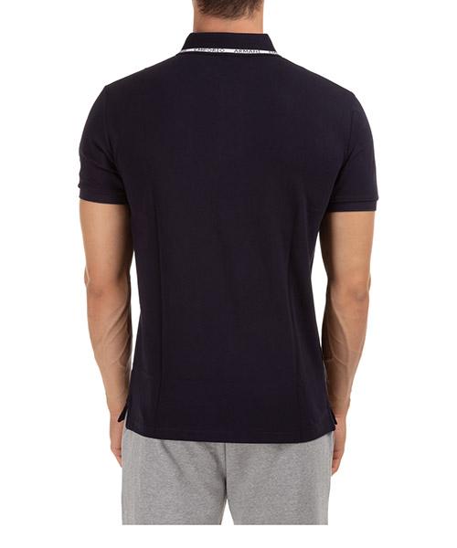 Herren t-shirt polo kurzarm kurzarmshirt polokragen secondary image
