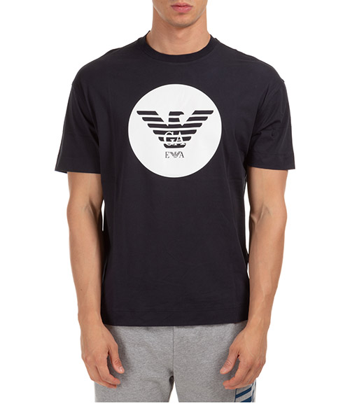 T-shirt Emporio Armani 6h1t731jdxz0920 blu navy