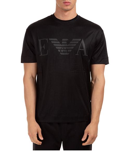 T-shirt Emporio Armani 6h1th01jbvz0999 nero