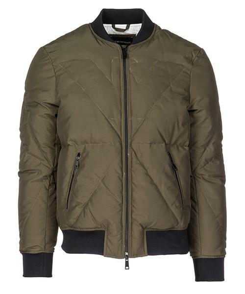Down jacket Emporio Armani 6Z1B911NUGZ0584 verde