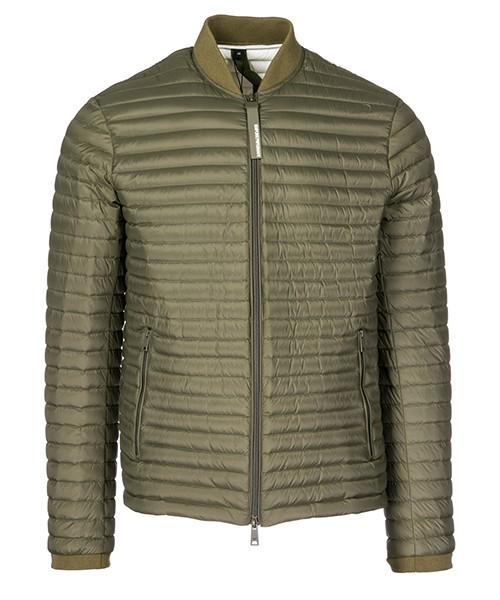 Down jacket Emporio Armani 6Z1B941NUHZ0584 verde militare