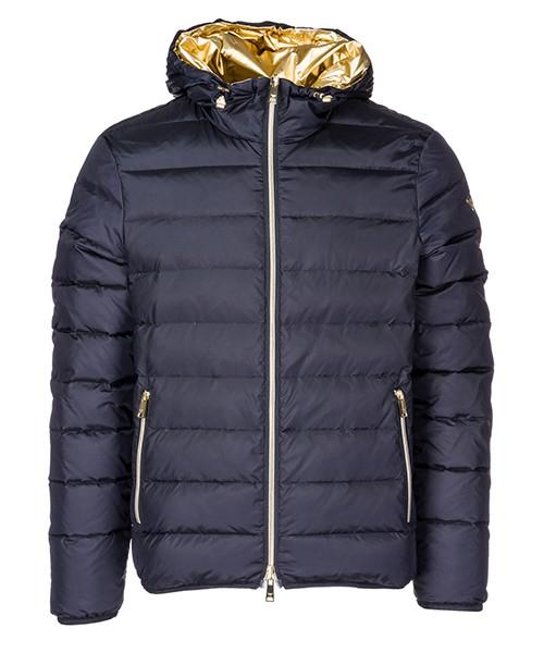 Down jacket Emporio Armani 6Z1BA71NVIZ0922 blu navy