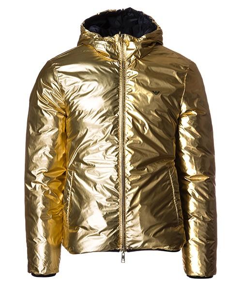 Men's outerwear down jacket blouson hood secondary image