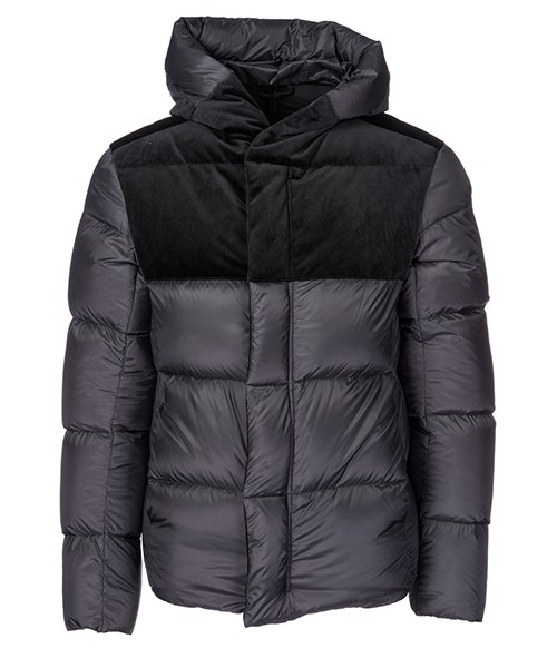 Down jacket Emporio Armani 6Z1BP61NGFZ0999 nero