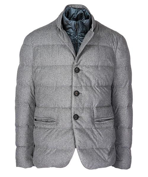 Outerwear blouson Emporio Armani 6Z1G641N1NZ0630 grigio