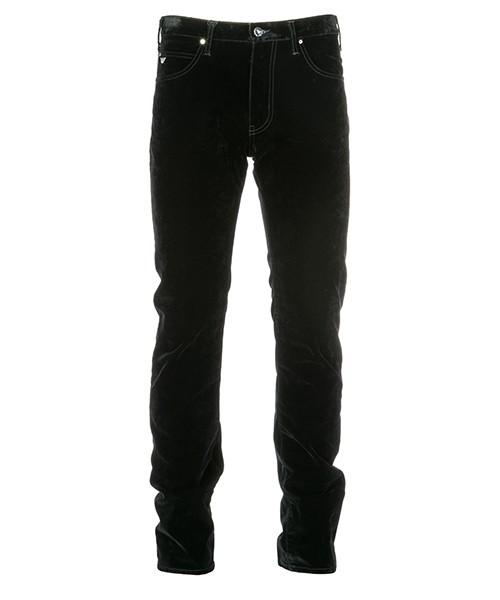 Trousers Emporio Armani 6Z1J451D1YZ0999 nero