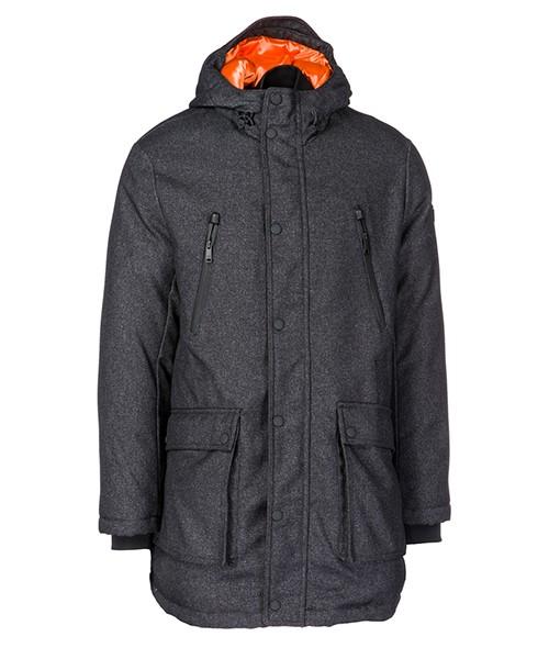 Down jacket Emporio Armani 6Z1L631NUCZ0631 grigio