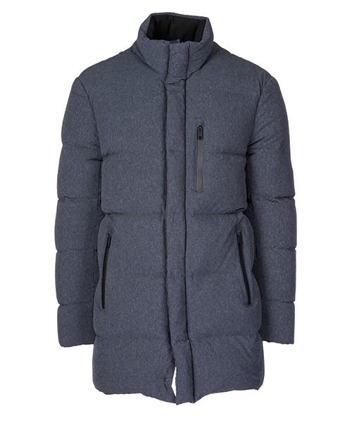 Down jacket Emporio Armani 6Z1L741NWHZ0947 blu