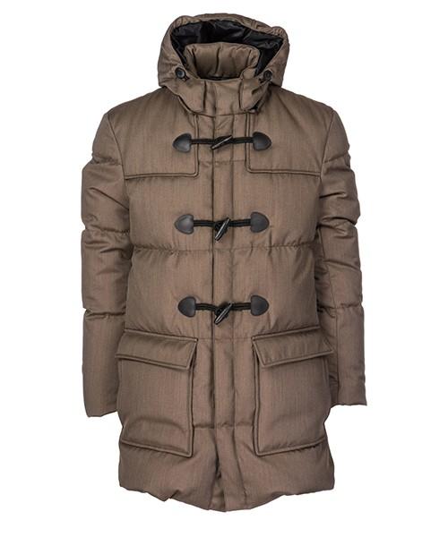 Down jacket Emporio Armani 6Z1L751N1PZ0482 marrone