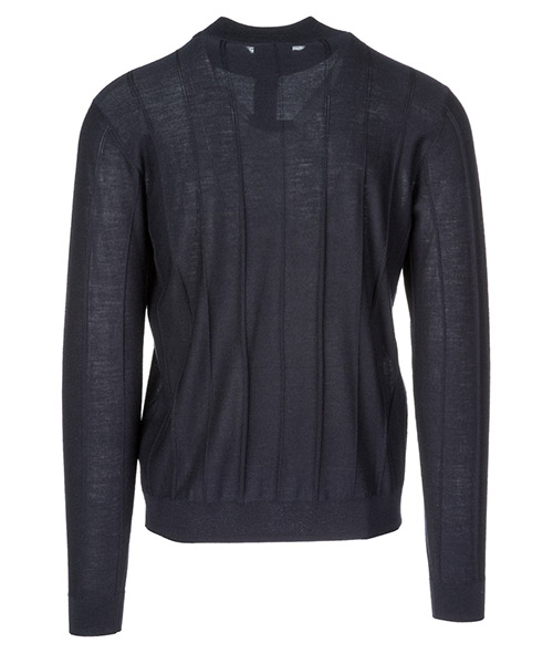 Cardigan maglione maglia uomo secondary image
