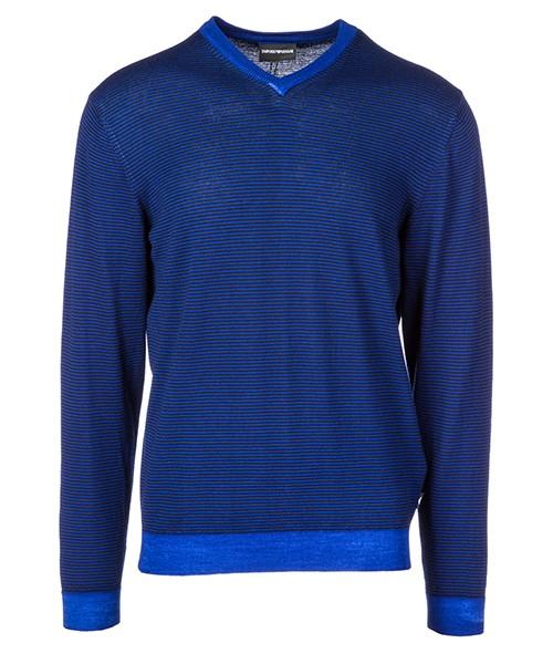 Pullover Emporio Armani 6Z1MYB1M2BZF920 bluette
