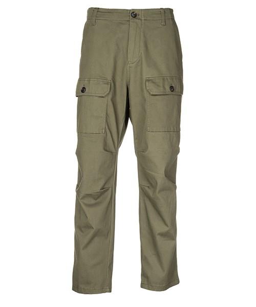 Trousers Emporio Armani 6Z1P691NVEZ0584 verde militare
