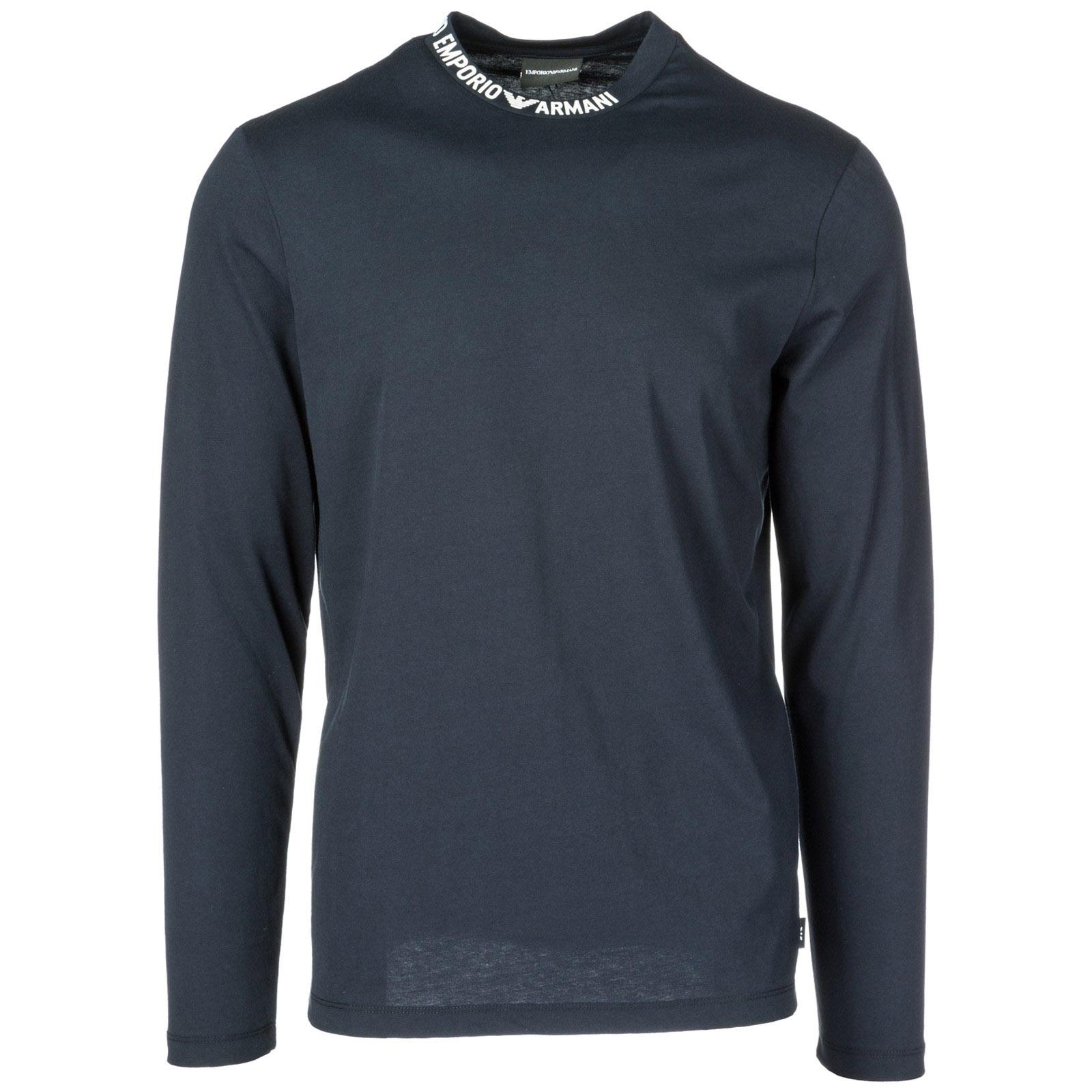 48760d4479ec Long sleeve t-shirt Emporio Armani 6Z1TF01J19Z0922 blu