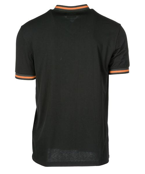 Camiseta de manga corta cuello en v hombre regular fit secondary image