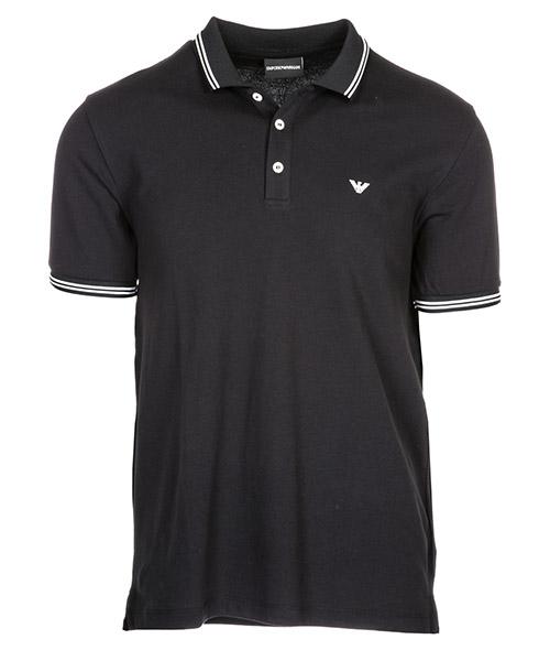 Polo shirts Emporio Armani 8N1F2B1JPTZ0999 nero