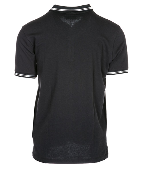 Men's short sleeve t-shirt polo collar secondary image