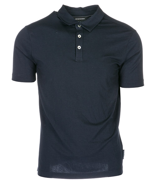 Polo t-shirt Emporio Armani 8N1F8C1JCDZ0922 black