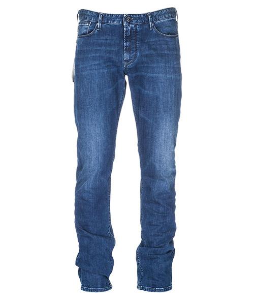 Jeans Emporio Armani 8N1J061D19Z0942 denim blu