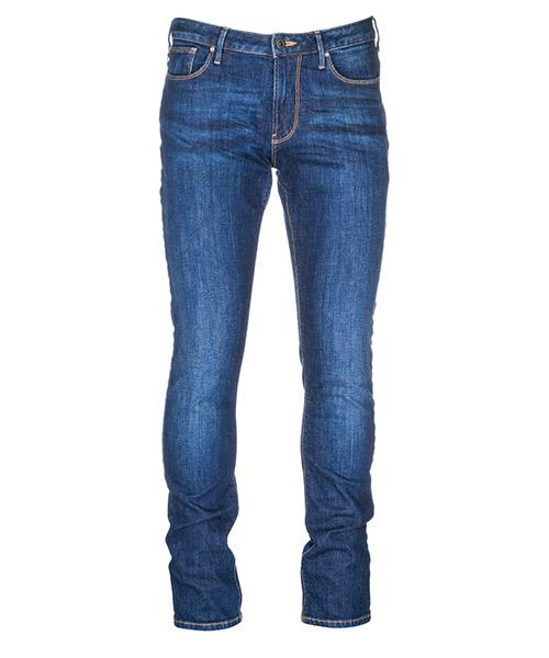 Jeans Emporio Armani 8N1J061V0LZ0941 denim blu