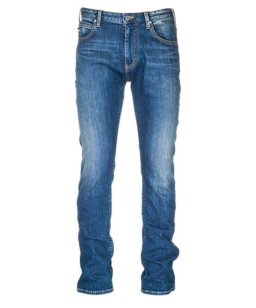 Jeans Emporio Armani 8N1J451V0MZ0941 denim blu
