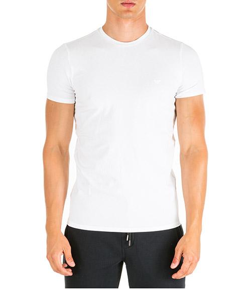 Camiseta Emporio Armani 8n1t801j0az0100 bianco ottico