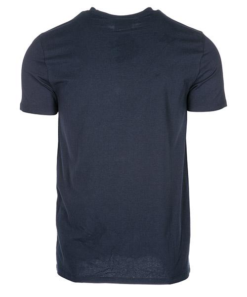 Men's short sleeve t-shirt crew neckline jumper slim fit secondary image