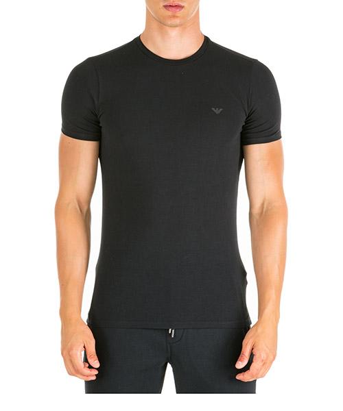 T-shirt Emporio Armani 8N1T801J0AZ0999 nero