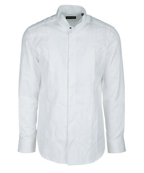 Hemd Emporio Armani W1C51HW1C29101 bianco