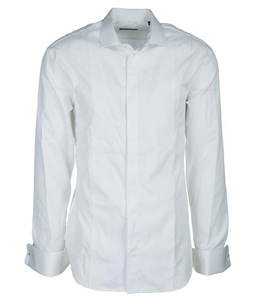 Camicia Emporio Armani W1C53GW1C29101 bianco