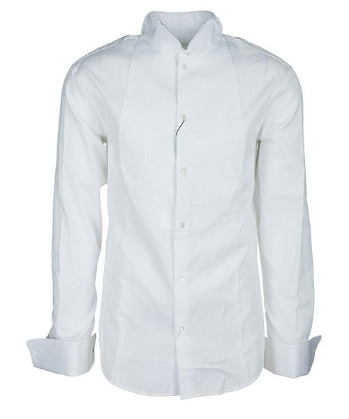 Camicia Emporio Armani W1C70GW1DC5101 bianco