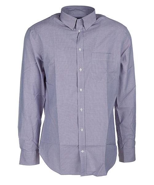 Camisa Emporio Armani W1CM1LW1C10028 bordeaux