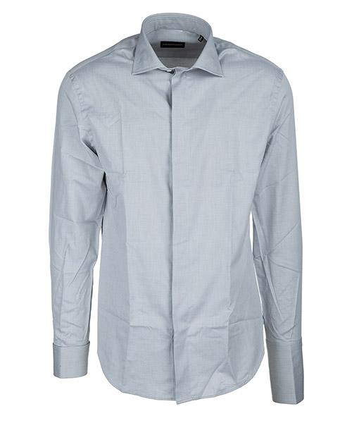 Shirt Emporio Armani w1cmegw1ec6600 grigio