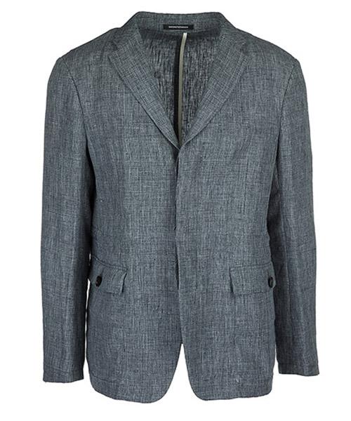 Blazer Emporio Armani w1g25sw1s35620 grigio