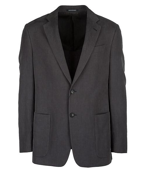Blazer Emporio Armani w1gg30w1s46642 grigio