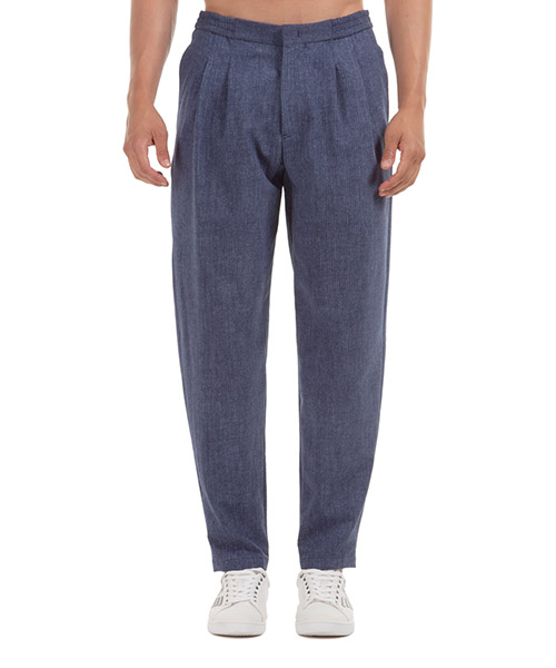 Pantalones Emporio Armani W1P62SW1S25920 blu