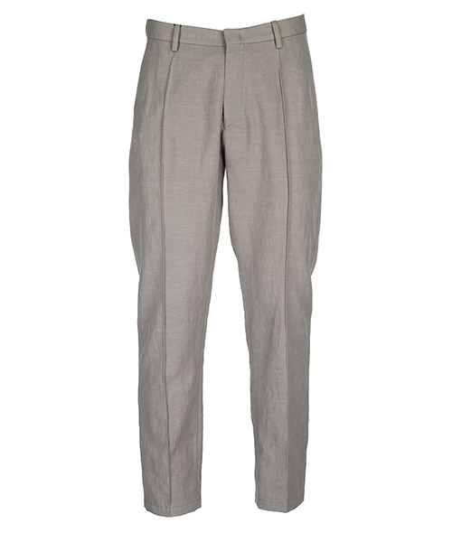 Trousers Emporio Armani W1P65SW1S46115 beige