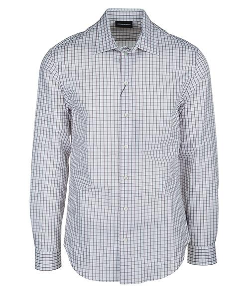 Camicia Emporio Armani W1SM0LW12F2028 bianco