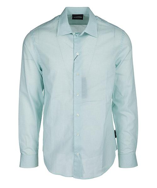 Shirt Emporio Armani W1SM0LW14F3039 verde