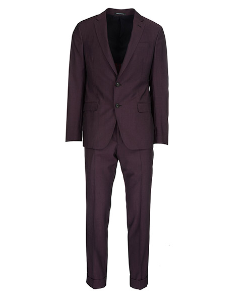Vestido Emporio Armani W1VS5TW1504355 viola