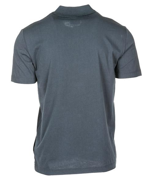 футболка с короткими рукавами воротник-поло вырез мужская secondary image