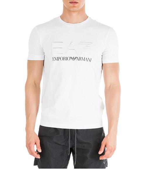 T-shirt Emporio Armani EA7 3GPT03PJ03Z1100 white
