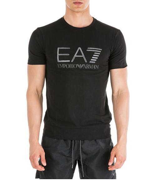 T-shirt Emporio Armani EA7 3GPT03PJ03Z1200 black