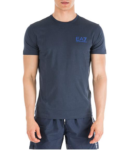 T-shirt Emporio Armani EA7 3GPT05PJ02Z1554 navy blue