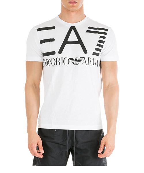 T-shirt Emporio Armani EA7 3GPT06PJ02Z1100 white
