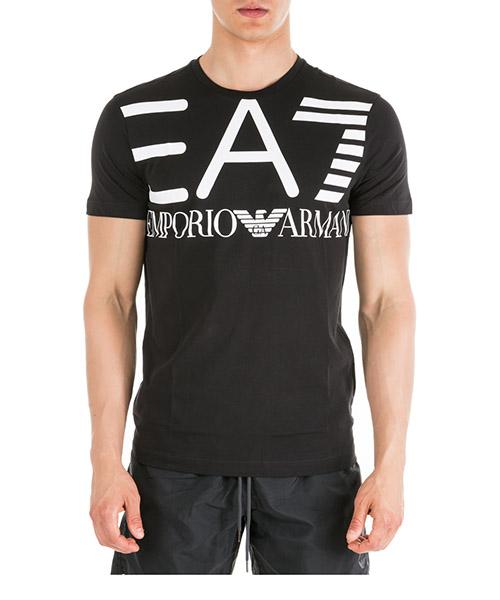 T-shirt Emporio Armani EA7 3GPT06PJ02Z1200 black