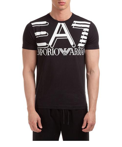 T-shirt Emporio Armani EA7 3HPT09PJ02Z1200 black